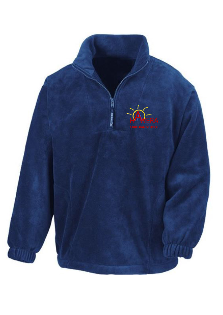 Hawera Christian School Fleece
